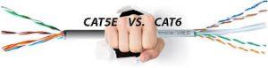 Cat 5e vs Cat 6