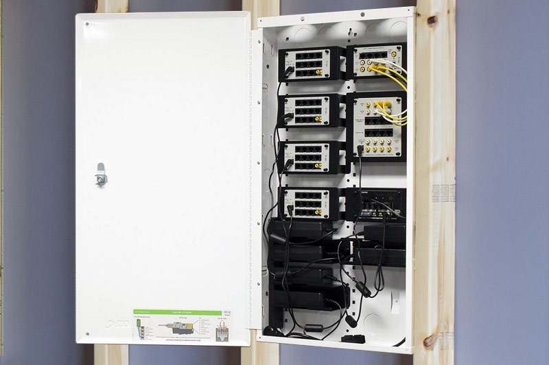 Structured Wiring - Link Your HouseLink Your House